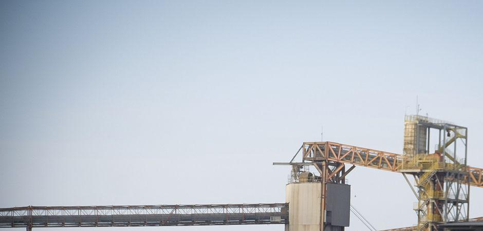 (Foto: Porto da Cargill em Santarém. Crédito: Pedro Guerreiro / Ag. Pará)